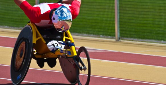 All About Sports Wheelchairs